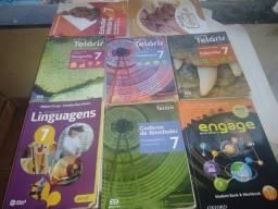 Livros didaticos para o 7 ano