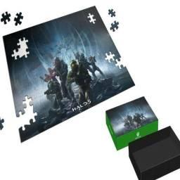 Quebra Cabeça Halo 5 Guardians 150 Pçs Xbox One Microsoft - Lacrado