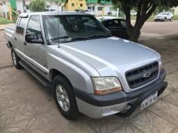 GM S-10 4x4 Diesel - 2001