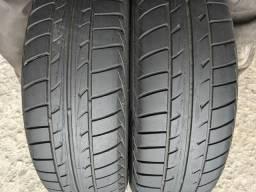 Par de pneus 165/70/13 top