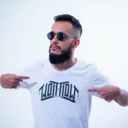 Camisetas WOLFLOW - G e GG (R$55,00 + Frete)