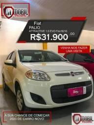 Fiat Palio ATTRACTIVE 1.0 EVO Fire Flex 8v 5p - 2016