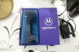Motorola one vison . troca mesmo nível ou abaixo com volta