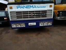 Ônibus Scania Diplomata 350 - 1989