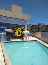 COD 318 - Linda casa 2 quartos com área gourmet e piscina - Rio das Ostras