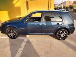 Golf 2011/12 Sportline 1.6 flex câmbio manual e teto solar - 2012
