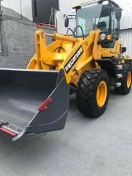 Pá Carregadeira 2000kg 0km, Completa C/ar Condicionado - Pronta Entrega