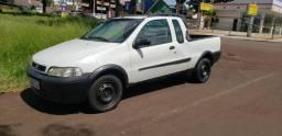 Fiat Strada CE 1.3 8V 2005 COMPLETA ( FINANCIA) Oportunidade - 2005