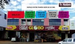 Sala para alugar, 90 m² por R$ 2.220,00/mês - Plano Diretor Sul - Palmas/TO