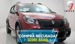 Sandero 2011 Completo r$12.900,00