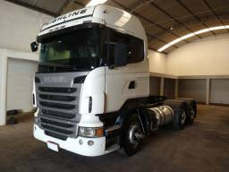 Scania R - 440 - Highline - 6x2 Completo - 2013