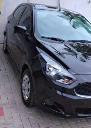 Ford Ka 2018-Única dona-Semi novo