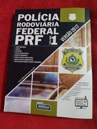 Livro concurso Polícia Rodoviária Federal