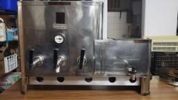 Cafeteira Universal 2 cubas a gás