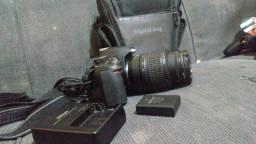 Nikon d3100 câmera profissional no preço