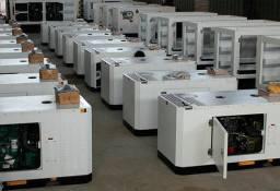 Gerador diesel de 20 a 1000 kva