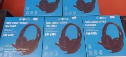 Fone headset para game