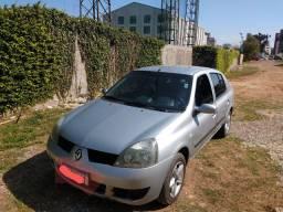 Renault Clio 2007 sedan completo