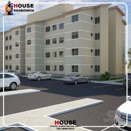 Condomínio Space Calhau, com apto de 2 dormitórios