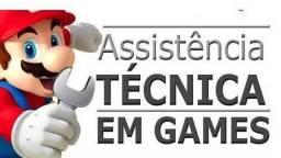 Assistência Técnica de Videogames!