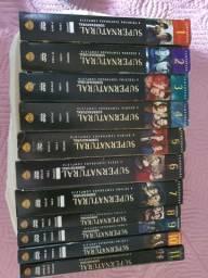 Vendo 11 temporadas serie Supernatural