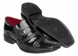 Sapato Social verniz atacado