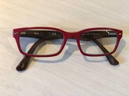 Óculos Ray-Ban original de grau