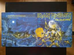 Iron Maiden Live After Death Vinyl (duplo) (1985)