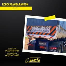 Rodocaçamba Randon 2017