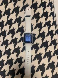 Apple Watch Series 3 38mm Prata - Tela Trincada