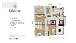Apartamento à venda, 123 m² por R$ 1.928.951,26 - Centro - Balneário Camboriú/SC