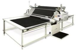 Máquina de enfesto automática Gerber, modelo XLS 125 (Semi nova). para confecção/malharia.