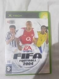 Vendo jogo Xbox 360 original fifa football 2004