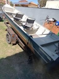 Título do anúncio: Barco Pantanaltica/Camurupim-500