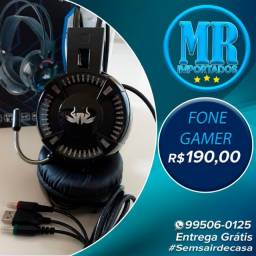 Fone KP-464 Gaming knup (fazemos entrega)
