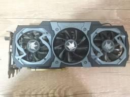 Placa de video GTX980 HOF