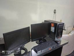 "Computador i3 Completo monitor 20"""