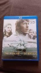 Título do anúncio: Blu-ray 3d o senhor dos mares