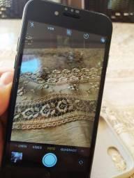 IPhone 7 128 GB Preto usado com defeito na placa do wifi