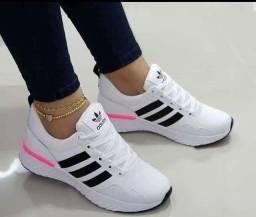 Promoção tênis Adidas 2021 ( 120 com entrega )