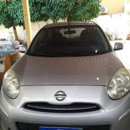 Vendo Nissan March S 1.0 2014