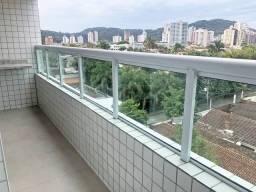 Título do anúncio: Apartamento para venda tem 69 metros quadrados com 2 quartos em Canto do Forte - Praia Gra