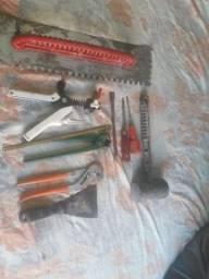 Título do anúncio: Vendo ferramentas de obra