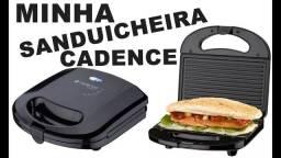 Magazine Luiza Sanduicheira Mondial Fast Grill