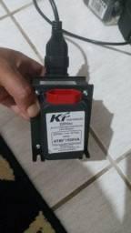 Transformador de energia 110-220 /220-110.