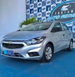 Chevrolet Joy Plus 1.0 (Flex) 2019/2020 - IPVA 2021 Pago!
