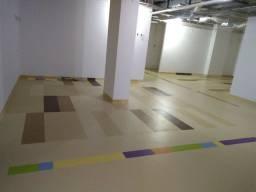 Colocação de pisos vinilicos