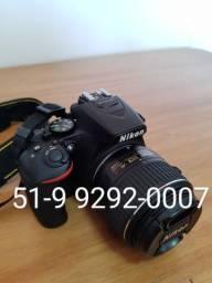 Nikon D5500 Pouco Uso Apenas 3.000 clicks