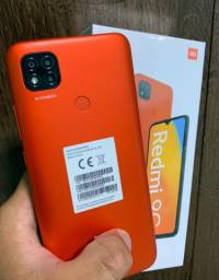 Xiaomi Redmi 9c 64GB tela 6,53 novos lacrados