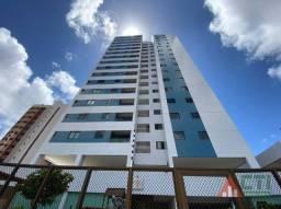 Apartamento com 3 dormitórios para alugar, 60 m² por R$ 1.400,00/mês - Cordeiro - Recife/P